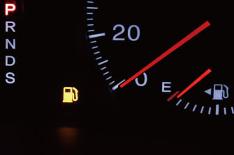 ガス欠も対応可能
